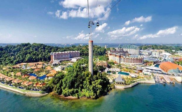 5 lý do bạn nên ghé đảo Sentosa khi đến Singapore