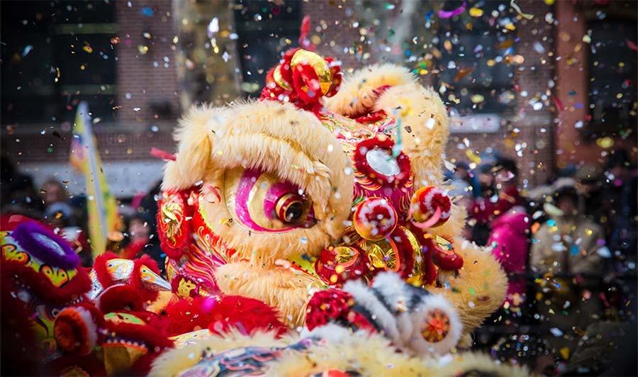 China New Year Singapore