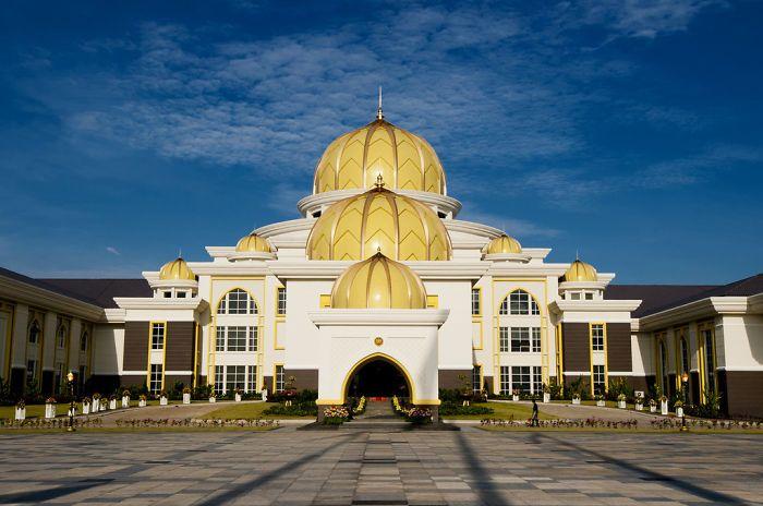 Cung điện hoàng gia Malaysia