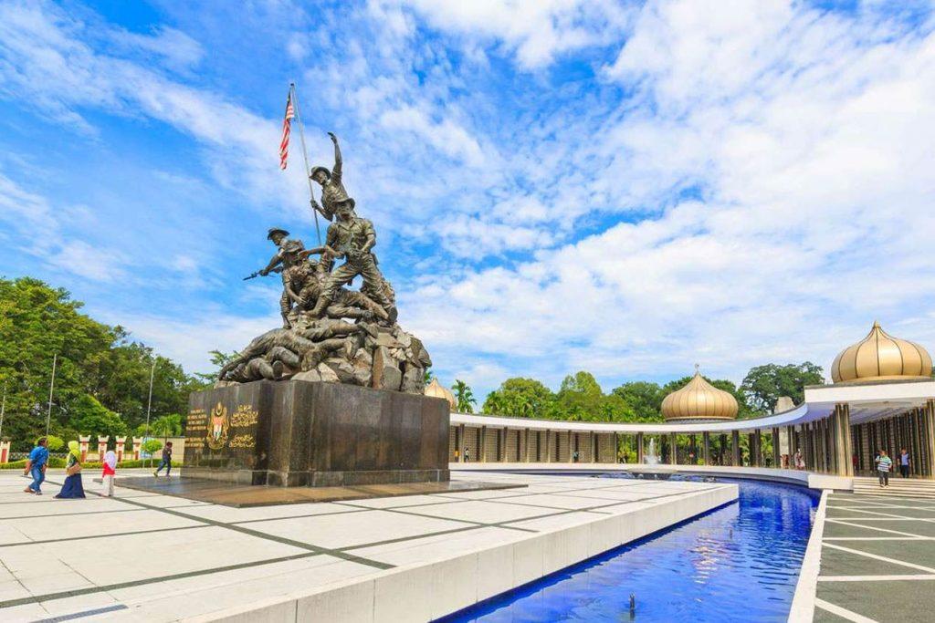 Tượng đài chiến thắng -Di tích lịch sử quốc gia Malaysia