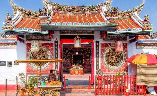 Đền Cheng Hoon Teng – ngôi đền của người Hoa ở Malacca