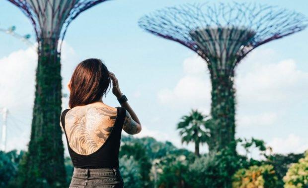 Đi du lịch Singapore nên ăn mặc thế nào?