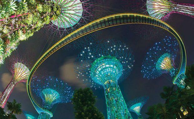Gardens By The Bay: Khu vườn độc đáo ở Singapore
