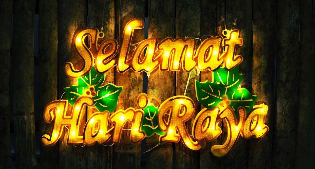 Lễ hội Selamat Hari Raya