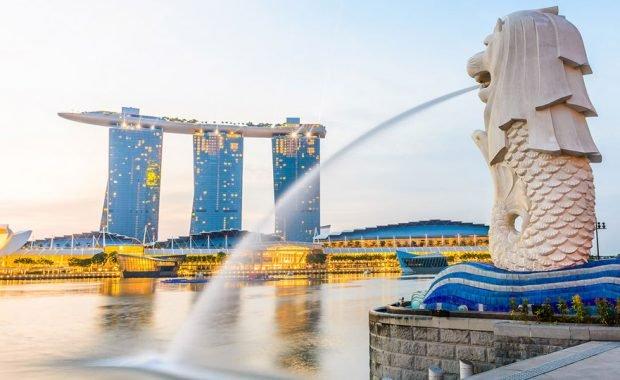 Khám phá công viên sư tử biển – Merlion Park nổi tiếng ở Singapore