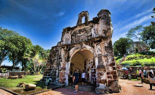Ghé thăm A'Famosa – pháo đài cổ Bồ Đào Nha ở Malacca