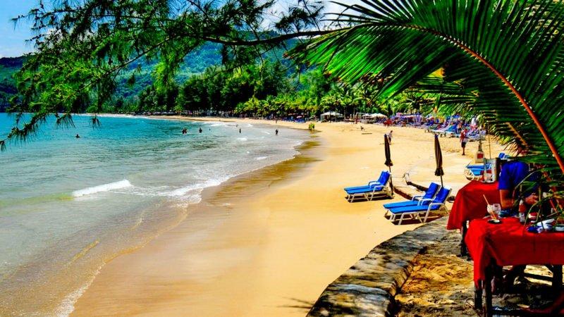 Phu ket Thái Lan