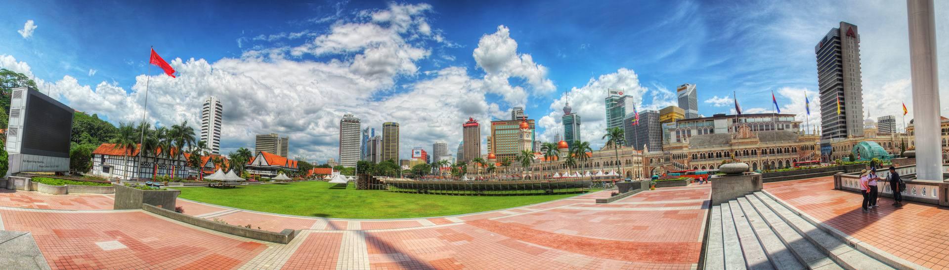 Quảng trường độc lập Malaysia