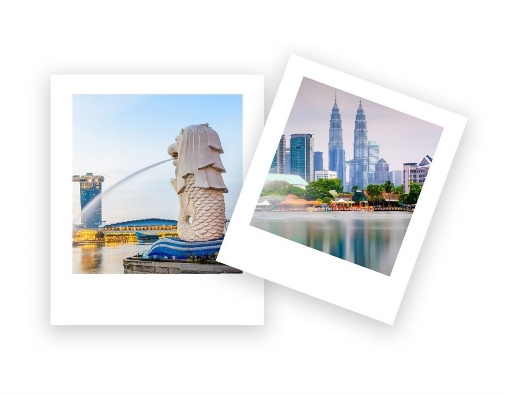 Bí kíp du lịch Singapore & Malaysia