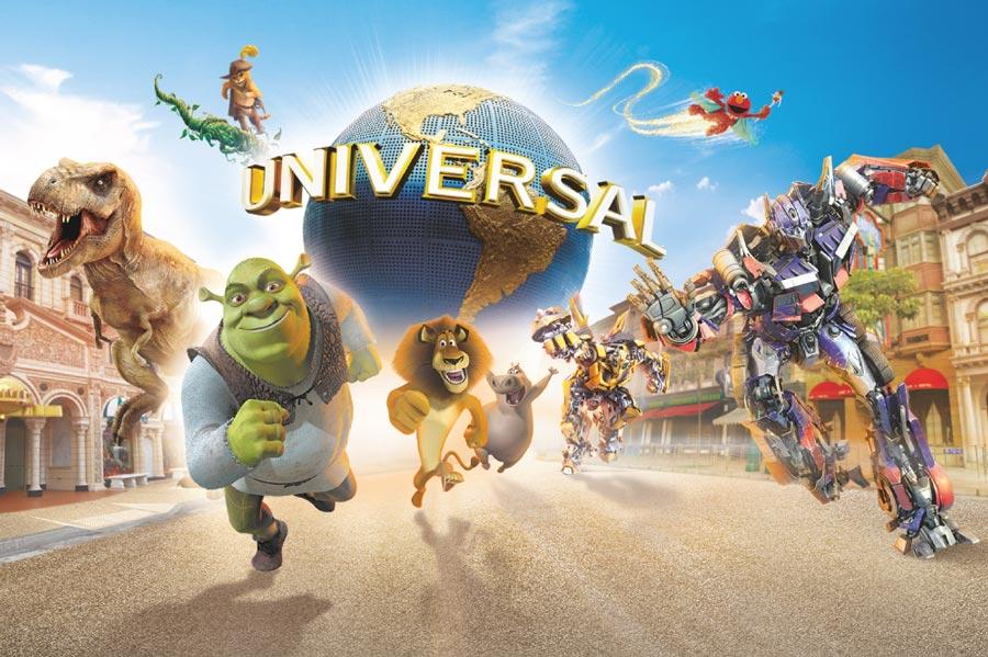 Kinh nghiệm đi Universal Studio Singapore