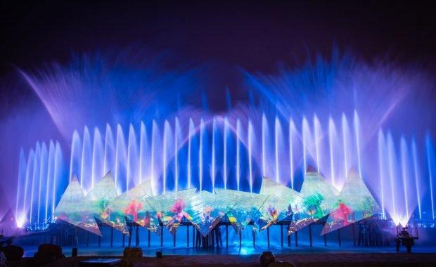 5 lý do bạn nên xem show nhạc nước Wings Of Time khi đến Sentosa