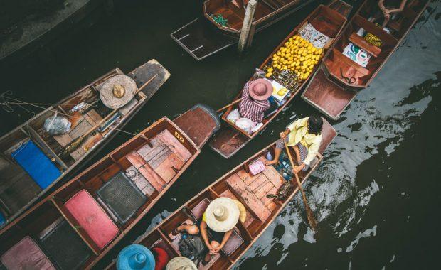 Nên hay không nên đi chợ nổi Bangkok, Thái Lan?