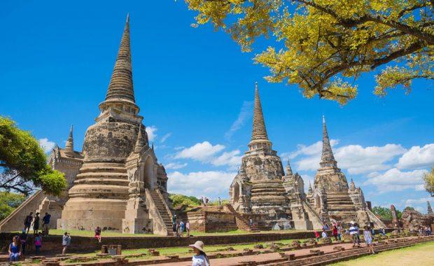 Hướng dẫn cách đi Ayutthaya từ Bangkok