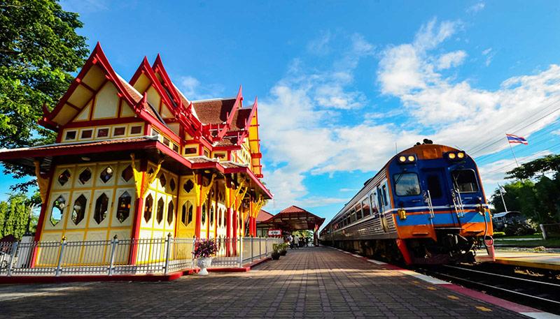 Những điểm đến hấp dẫn ở Thái Lan: Hua Hin