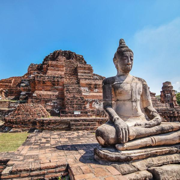Cách đi Cố đô Ayutthaya