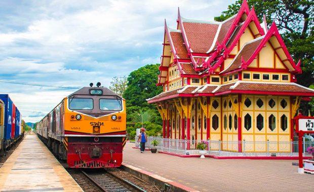 Hướng dẫn đi Hua Hin từ Bangkok chi tiết và tiết kiệm nhất