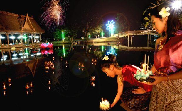 Đôi điều chưa biết quanh lễ hội Loy Krathong ở Thái Lan