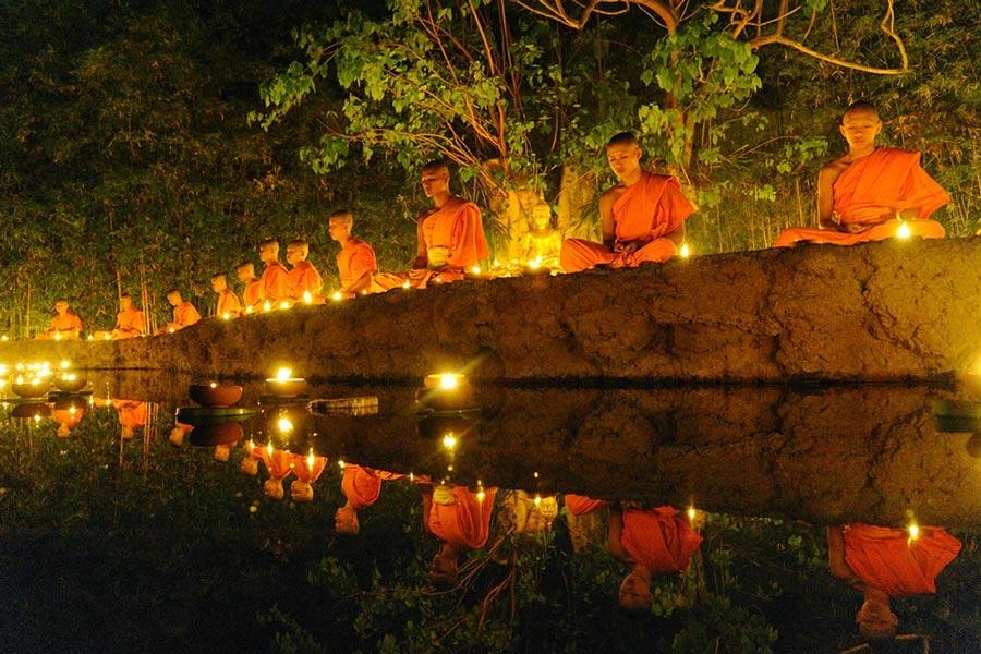Lễ hội Campuchia: Meak Bochea Tháng 12