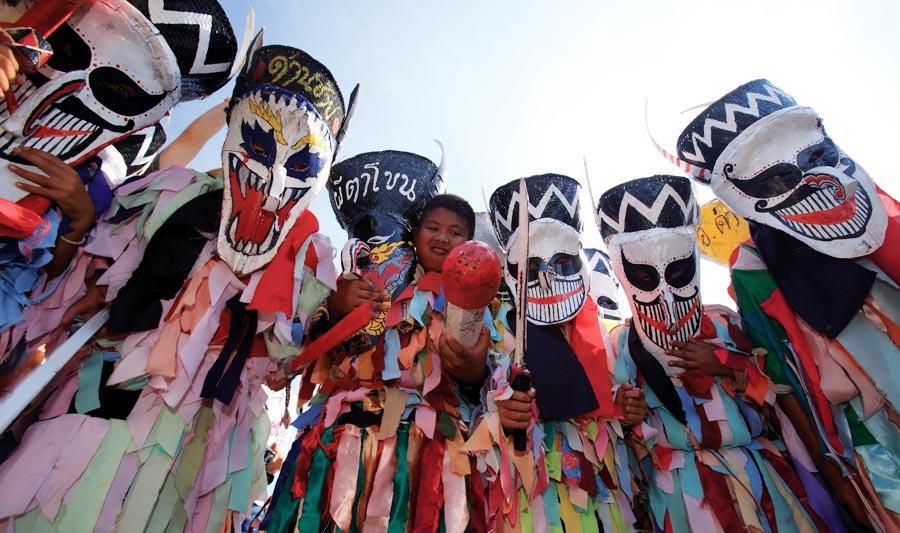 Những lễ hội ở Thái Lan:Lễ hội Phitakhon ở Loei