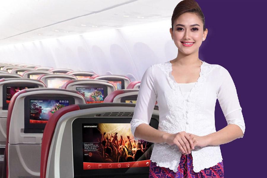 Tiếp viên hàng không Malindo Air