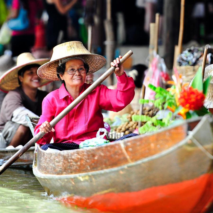 Có nên đi chợ nổi Bangkok, Thái Lan hay không?