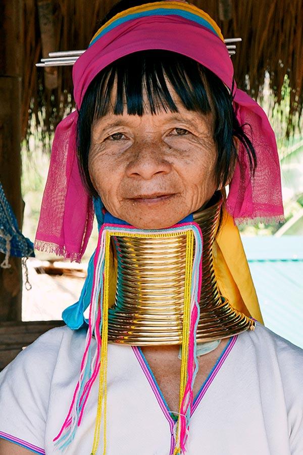 Làng cổ dài Karen Long Neck Village