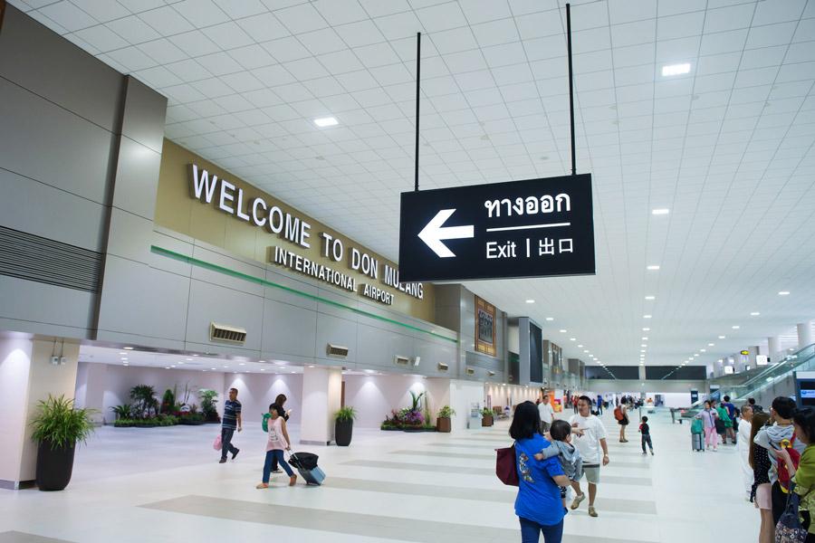 Cách đi từ Sân bay Don Mueang đến Ayutthaya