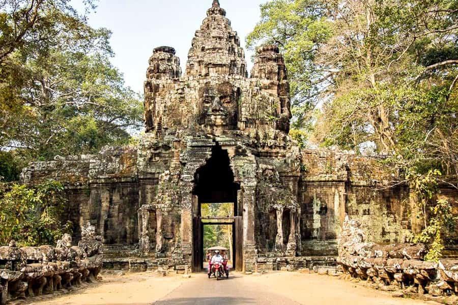 Tour du lịch Siem Reap - Angkor Thom