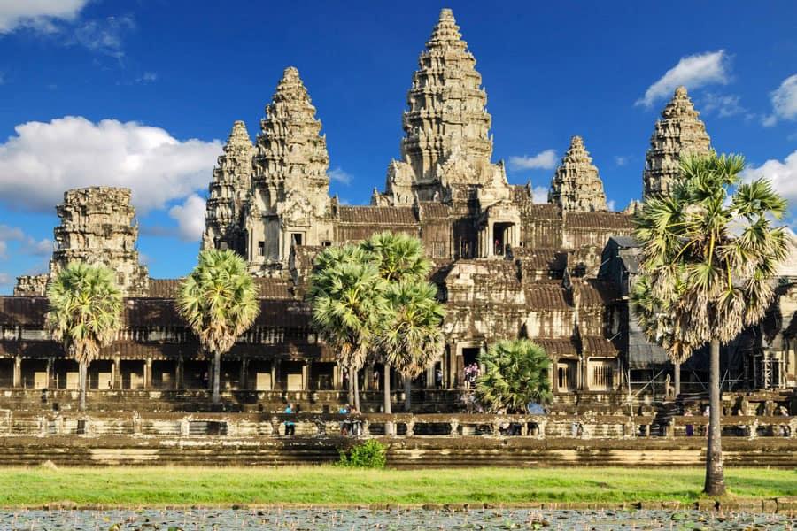 Tour du lịch Siem Reap - Angkor Wat