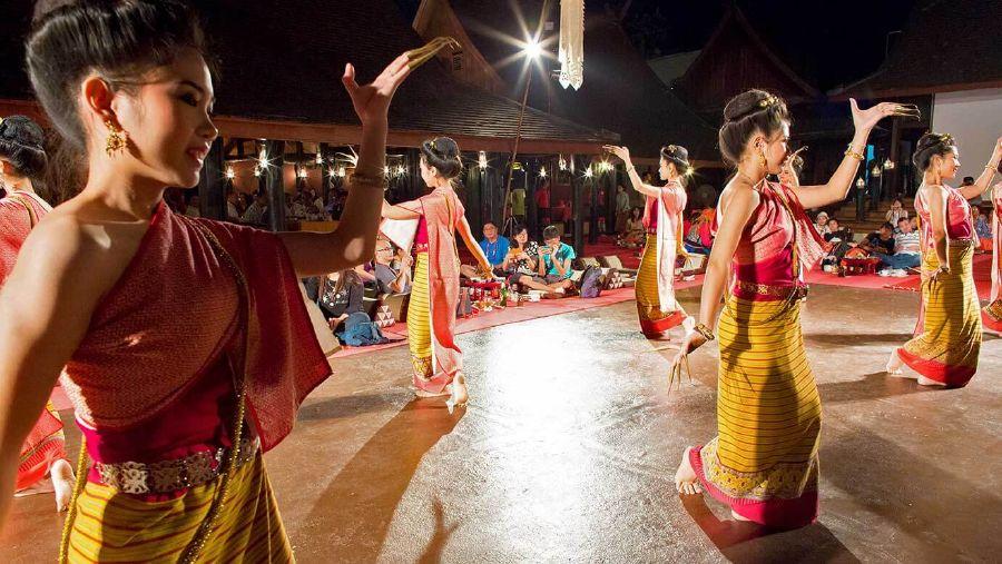 Thưởng thức các điệu múa đặc sắc miền Bắc Thai