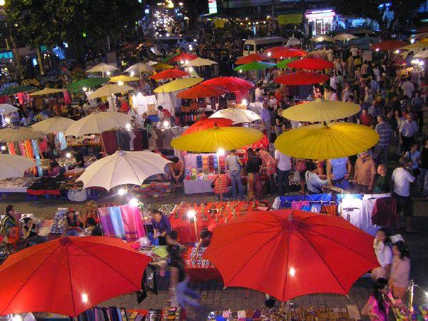 Đặt phòng khách sạn khu vực Night Bazaar Chiang Mai
