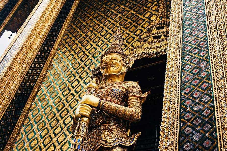 Chùa Phật Ngọc Bangkok