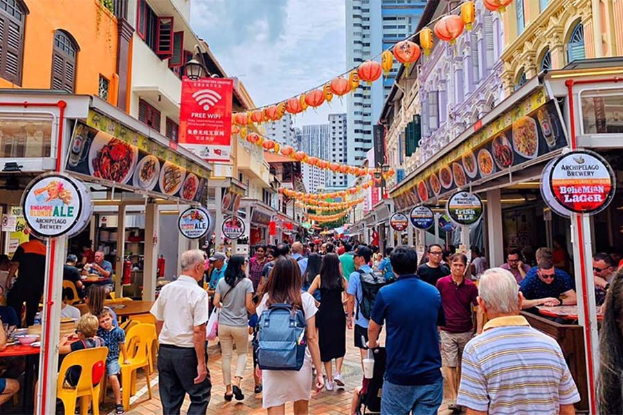 Có gì hay ở khu phố người Ấn Singapore
