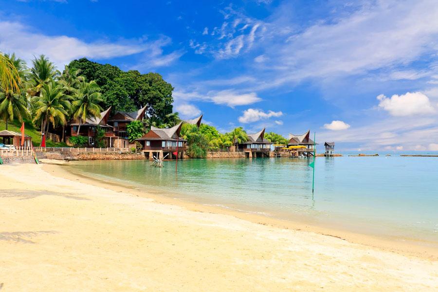 Du lịch Đảo Batam Indonesia