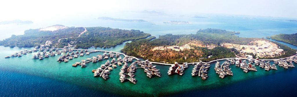 Đảo Batam Indonesia