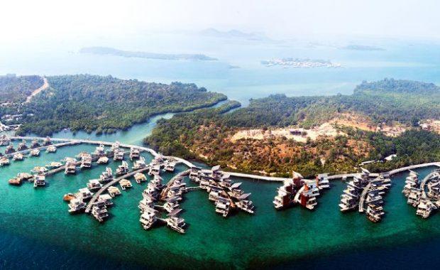 Cách đi đảo Batam (Indonesia) từ Singapore