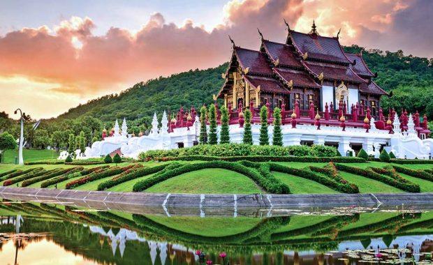 Du lịch Chiang Mai nên đặt phòng khách sạn ở khu vực nào?