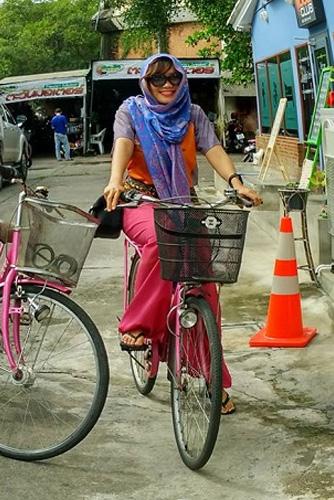 Đi xe đạp từ Chiang Mai đến Pai