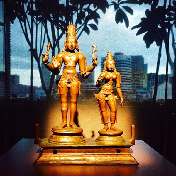 Trung tâm di sản ấn độ Indian Heritage Centre