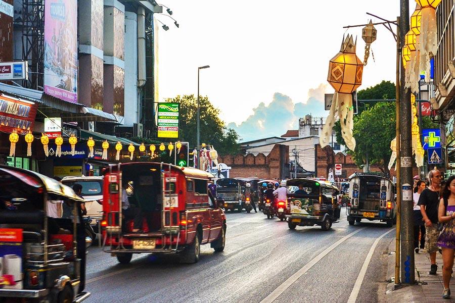 Đặt phòng khách sạn Chiang mai: Khu vực đường Nimman Road