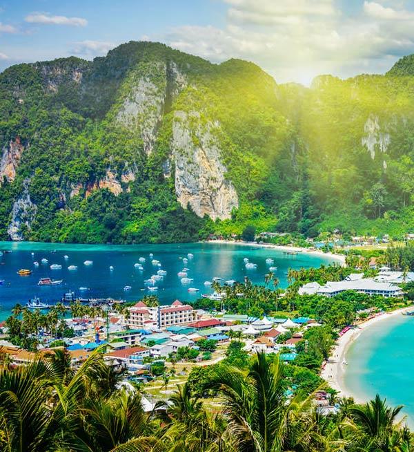 10 trải nghiệm ở Phuket: Koh Phi Phi
