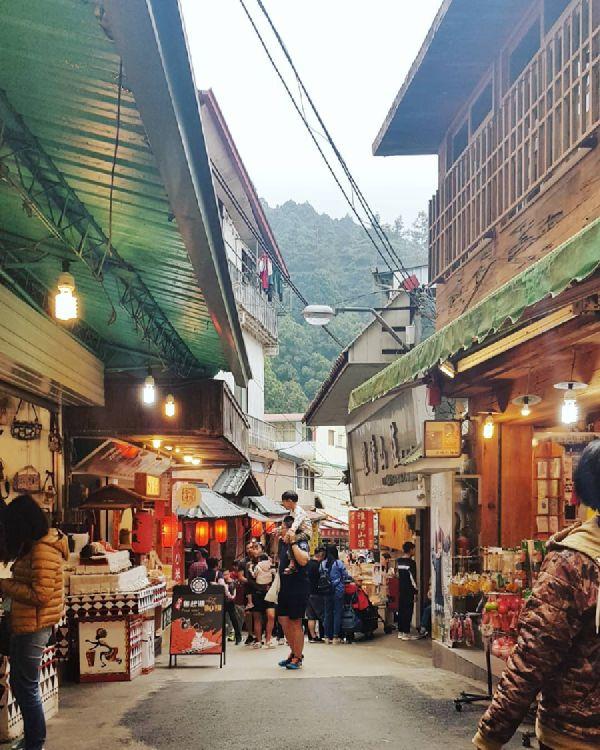 Làng cổ Fenchihu Đài Loan