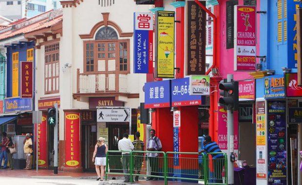 Little India – khu phố Tiểu Ấn của người Ấn ở Singapore