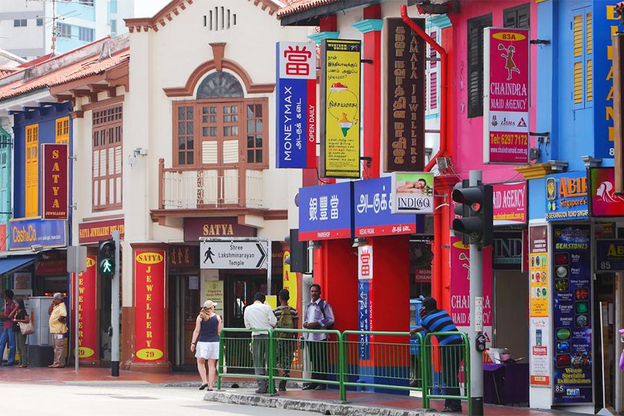 Little India Khu phố Tiểu Ấn của người Ấn ở Singapore