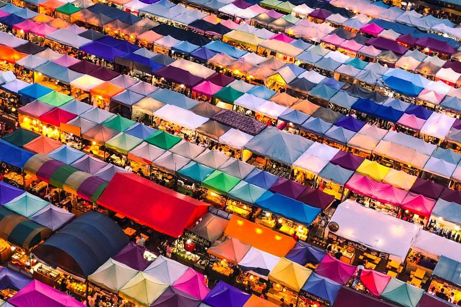 Mua gì khi đi du lịch Thái Lan