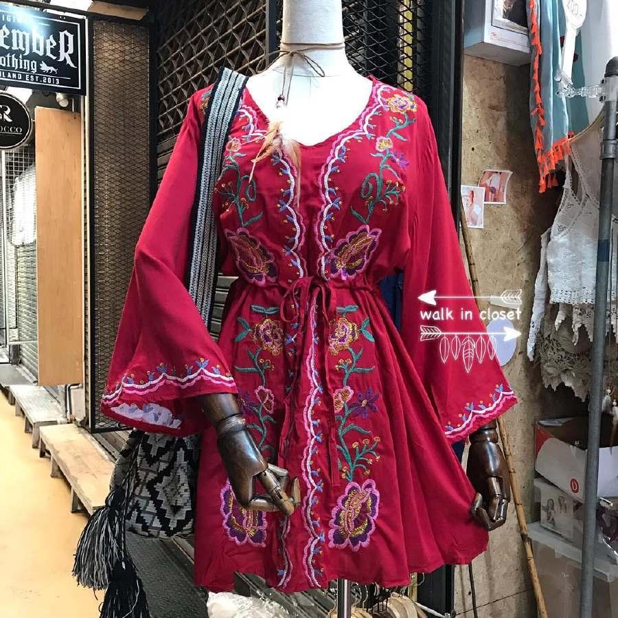 Mua sắm quần áo giá rẻ khi du lịch Thái Lan
