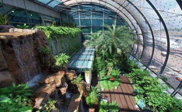 10 điều có thể bạn chưa biết về sân bay Changi (Singapore)