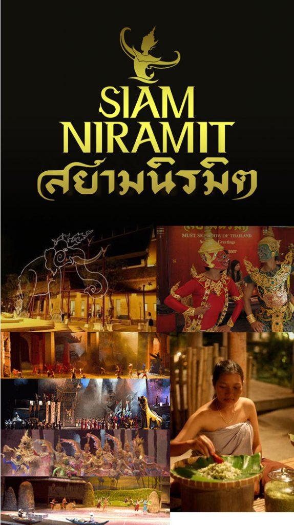 Show Siam Niramit Thái Lan