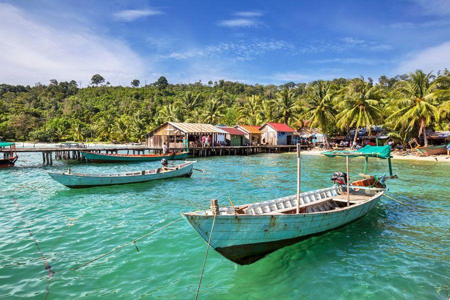 Tour du lịch Sihanoukville