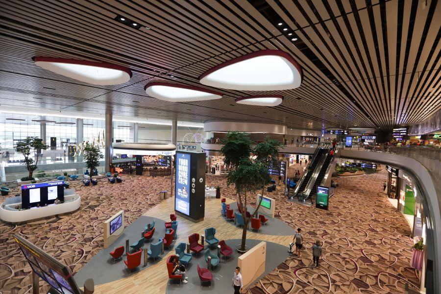 Terminal 4 Sân bay Changi